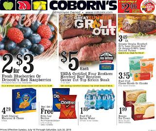 ⭐ Coborns Ad 8/18/19 ✅ Coborn's Circular August 18 2019