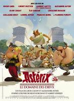 Asterix: La residencia de los Dioses (2014) online y gratis
