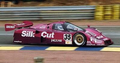 Slot - Outra Dimensão: Jaguar XJR12 - Le Mans 1991 - Slot.It