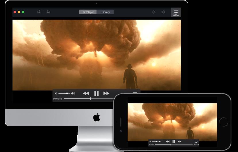 5KPlayer : The All New 4K/HD Player - Tech Quark