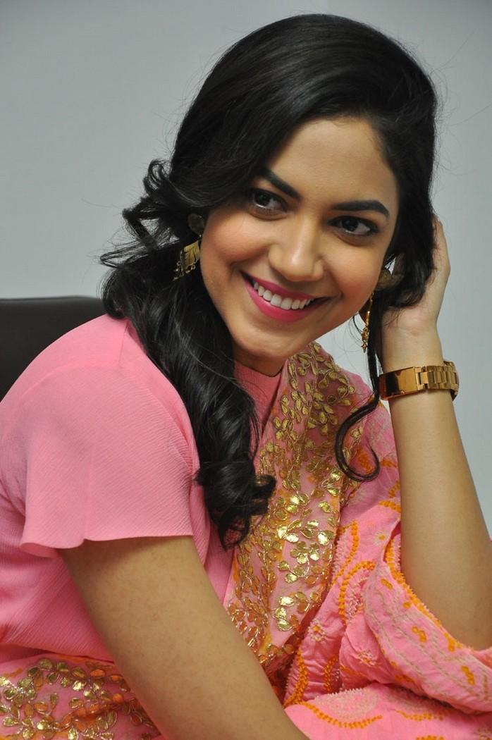 Ritu Varma Keshava Movie Interview Pics