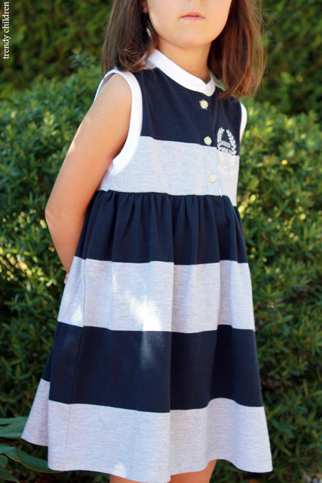 vestido camisero gocco trendy children pv 2015
