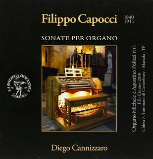 Capocci - Sonate per Organo