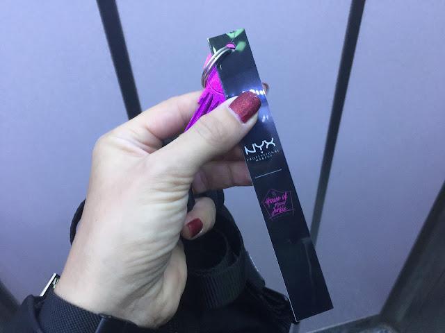 Nyx Cosmetics Lansman