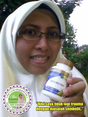 supplement untuk mengatasi masalah sembelit ketika hamil dan berpantang