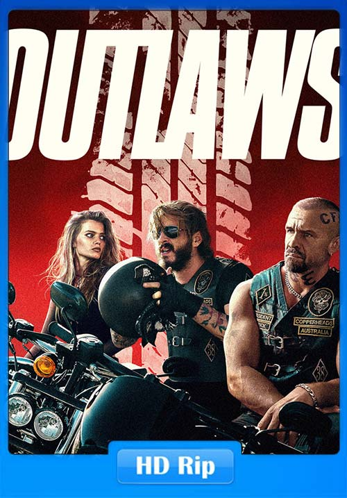 Outlaws 2019 English 720p HDRip x264 | 480p 300MB | 100MB HEVC