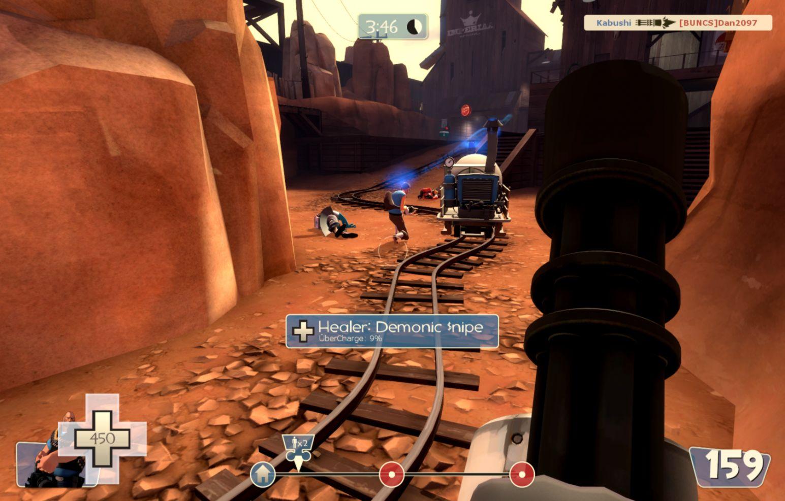 Team Fortress 2 Screenshot | Mac Wallpapers