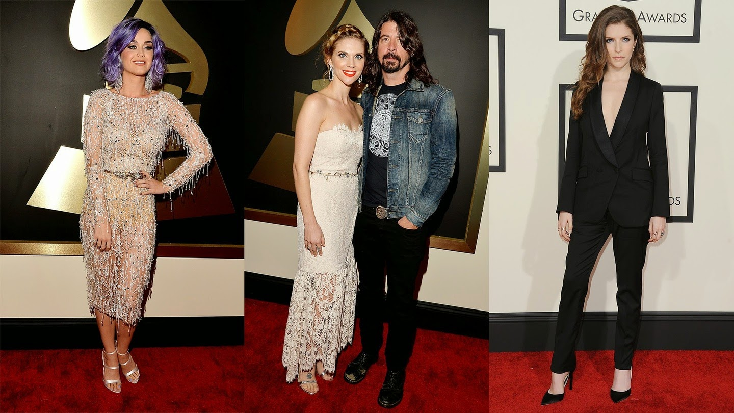 Katy Perry, Jordyn Blum e Dave Grohl, Anna Kendrick