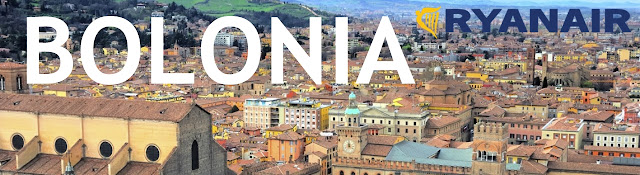 Ruta Vigo - Bolonia, con Ryanair
