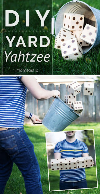 outdoor games, yahtzee