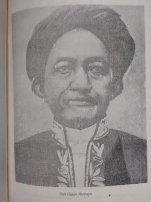 Biografi Haji Hasan Mustapa