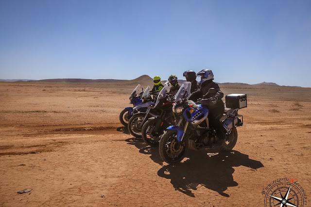 agrupaciones en el desierto