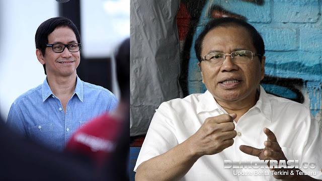 """Addie MS Kena Kepretan Rizal Ramli: """"Ndak Ngerti Opo-opo, Wong Kelas Buzzer Gitu Lho"""""""
