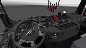 New custom interior for MAN