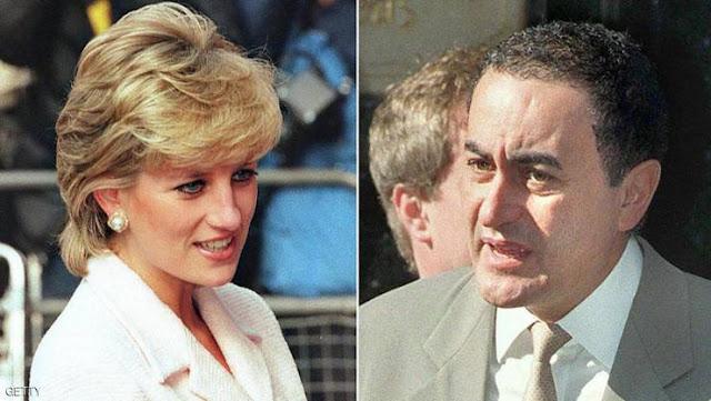 تقرير يكشف ماذا قتل ديانا ودودي بعد 20 عاما من الحادثة واخيرا الكشف عن الحقيقة