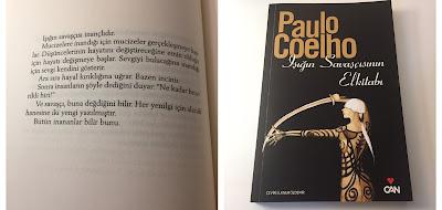 ışığın savaşçısının el kitabı paulo coelho