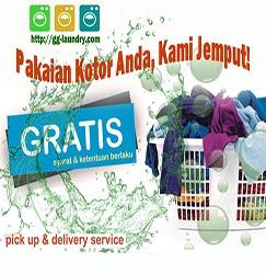 Laundry Kiloan. Satuan Bandung