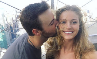 James Hinchcliffe Current Girlfriend Becky