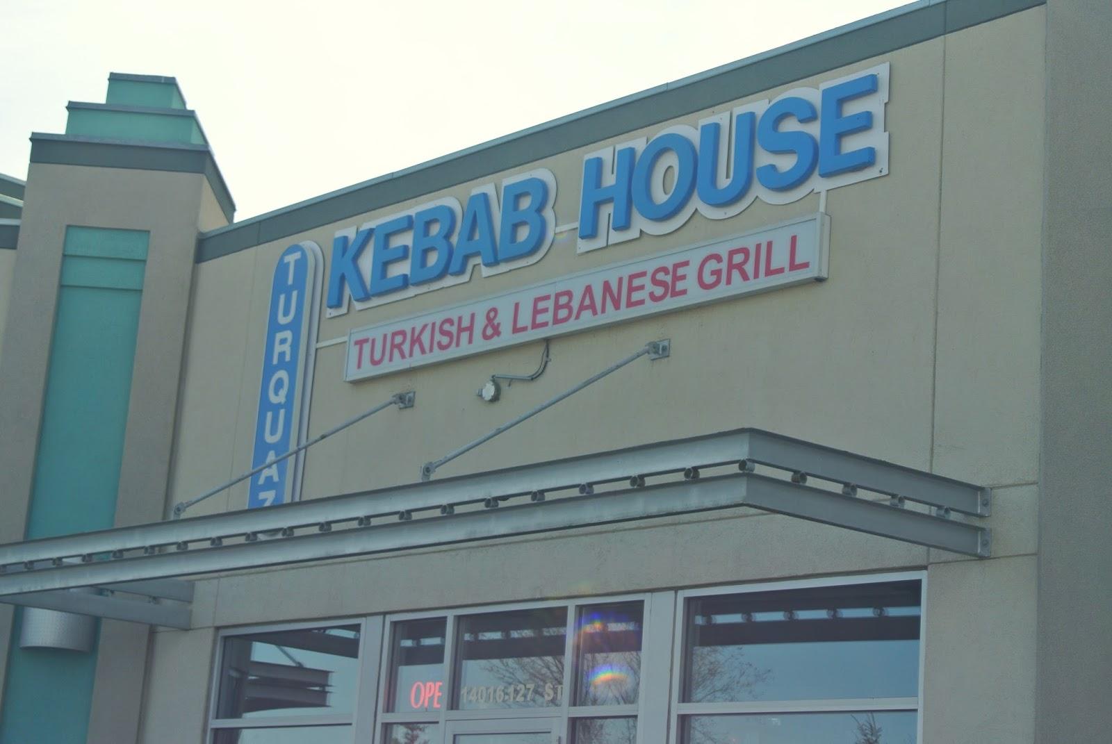 Kebab Restaurant Edmonton