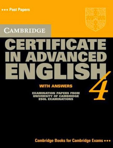 certificate in advanced english free download