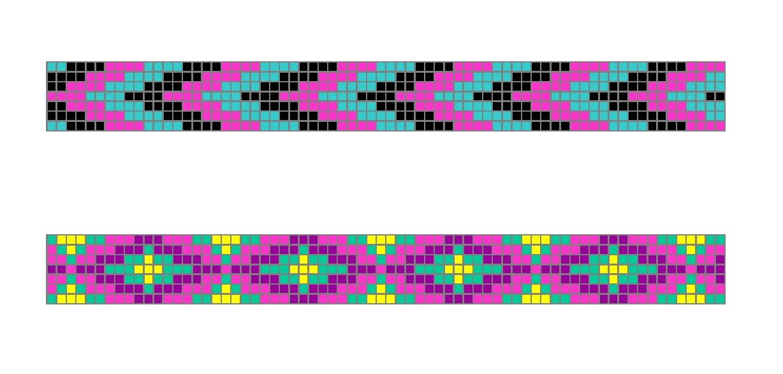 Free Loom Beading Patterns For Bracelets Best