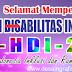 Banner Spanduk Logo Tema Hari Disabilitas internasional (HDI) 2018 cdr