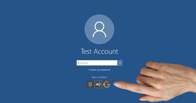 Soon you can log in to Windows using your Google Account