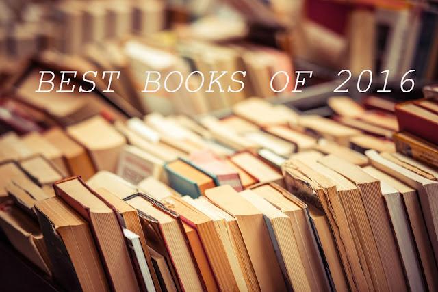 TOP 8 najlepszych książek przeczytanych w 2016