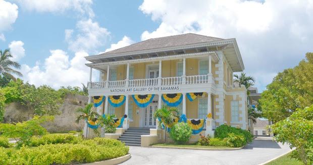 City Travelogue Nassau Capital Of Commonwealth Bahamas