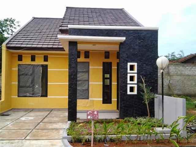 teras belakang rumah type 36