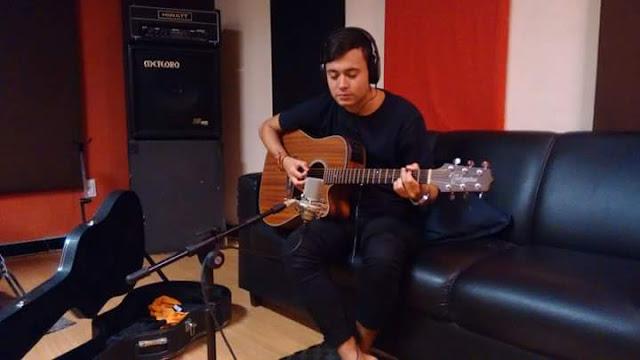 Entrevista com o músico Jon Sandes