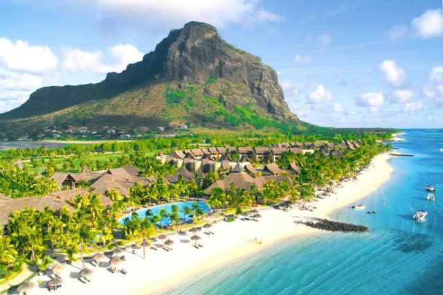 Le Morne Brabant - Mauritius Islands