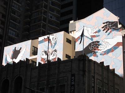 Arte callejero. Sydney