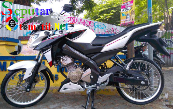 Modifikasi Yamaha Vixion Velg Jari Jari