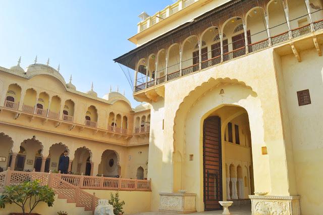 Alsisar Mahal, Alsisar royal family, alsisar palace