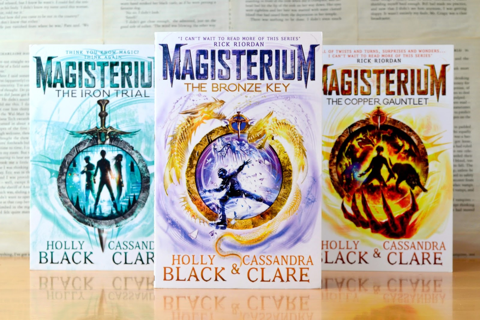 Book Review Magisterium The Bronze Key By Holly Black Cassandra Clare