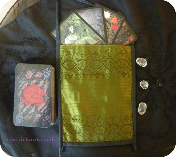 favourite tarot bag