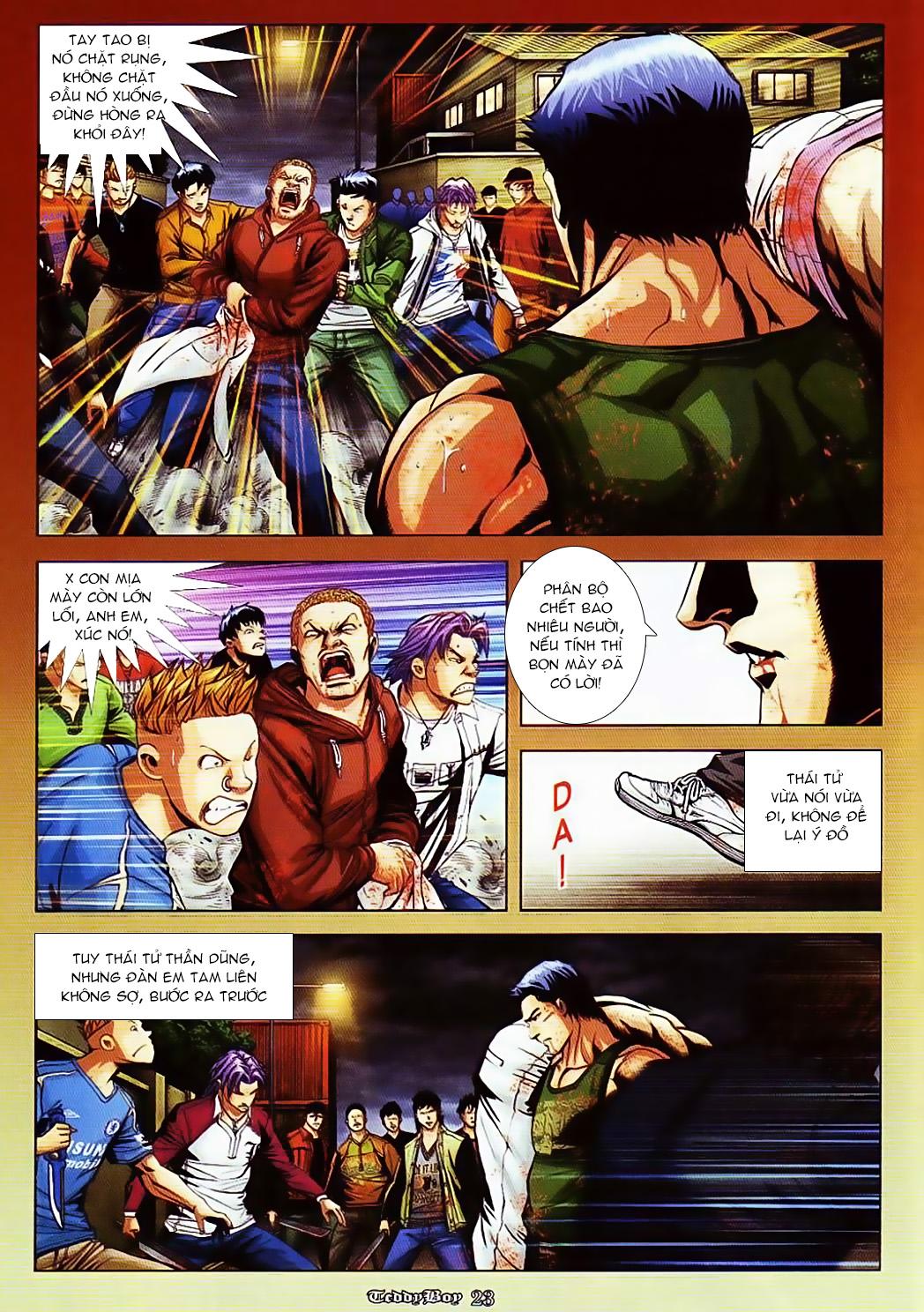 Người Trong Giang Hồ Chap 856 - Truyen.Chap.VN