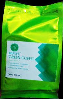 Green Coffee, Produk Best Seller NuLife