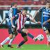 Chivas empató sin goles ante Gallos de Querétaro