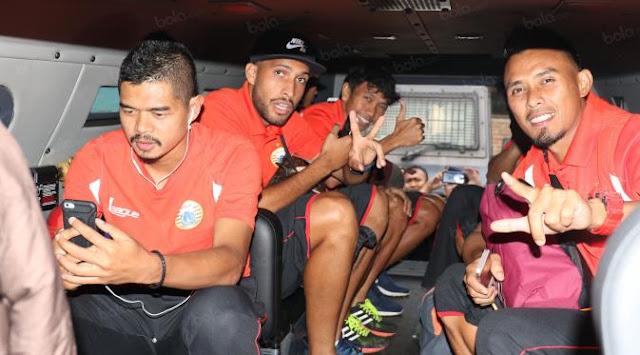 Agen Slot Indonesia--Dengan Barracuda Pemain Persija Menuju Ke Stadion GBLA