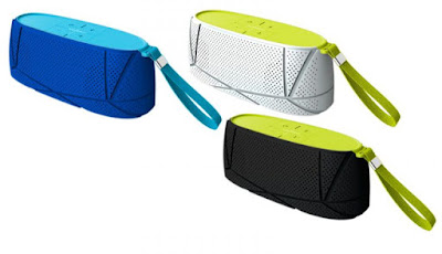 Amkette launches Trubeats Sonix portable Bluetooth speaker