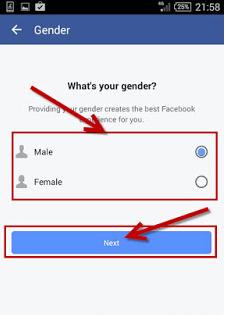 Bagaimana cara membuat facebook gratis