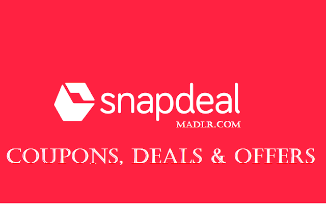 Snapdeal Coupons, Promo Codes