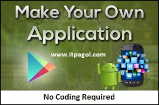Create Apps for Android | No Coding Required