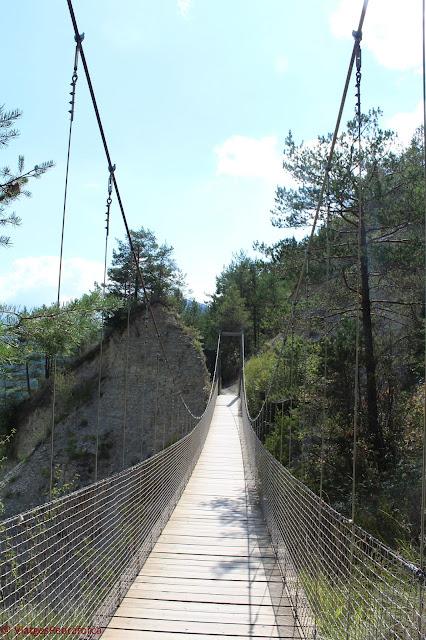 Via del Nicolau, Alt Berguedà, Parc natural del Cadí-Moixeró, senderisme, rutes a peu per Catalunya
