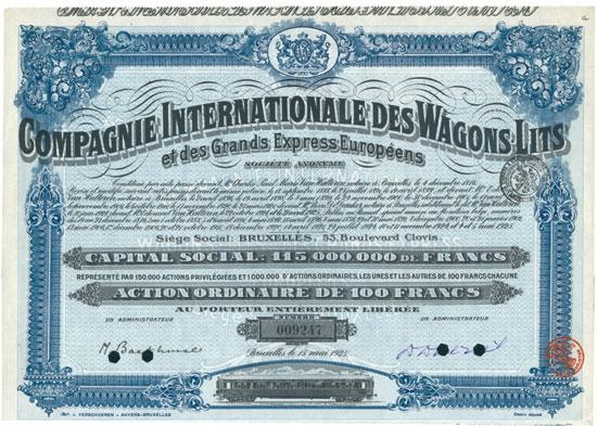 Mavi boncuk georges nagelmackers 1845 1905 - Compagnie des wagons lits recrutement ...