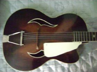 Guitarra de Blues