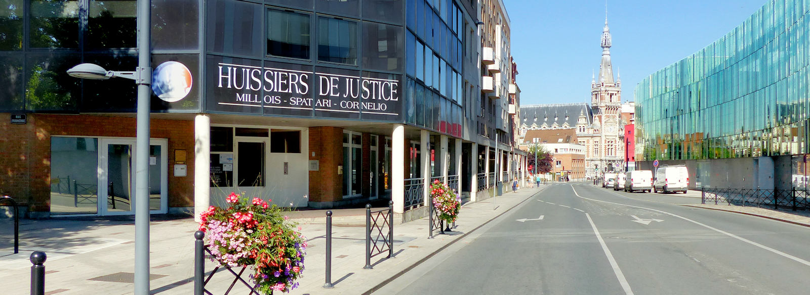 Huissiers de Justice Tourcoing - Millois, Spatari, Cornelio