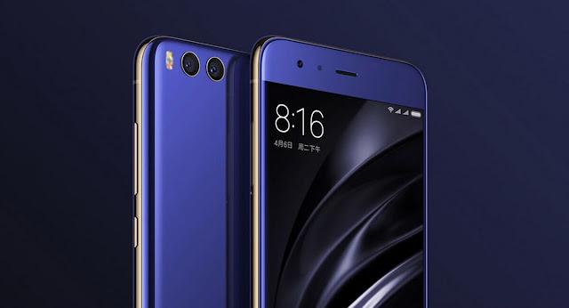 سعر ومواصفات الهاتف Xiaomi Mi 6 بالصور